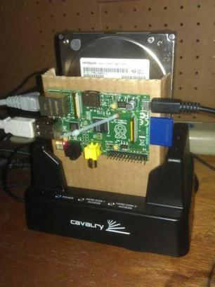 Raspberry Pi: the Perfect Home Server | Linux Journal | Technology by Mike | Scoop.it