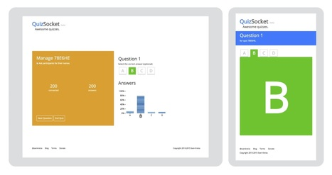 QuizSocket - Real time quizzes | Moodle and Web 2.0 | Scoop.it