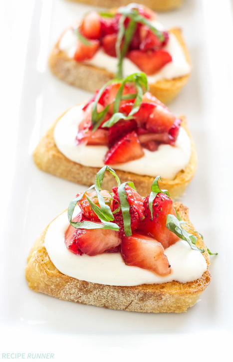 Berry Delicious Baby Shower Recipes | Passion for Cooking | Scoop.it
