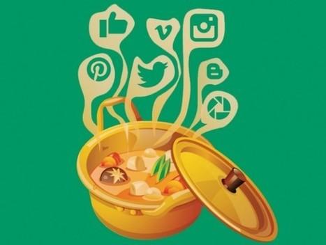 ¿Qué hacen los chefs en las redes sociales? - Informe21.com (Sátira)   Chefs   Scoop.it