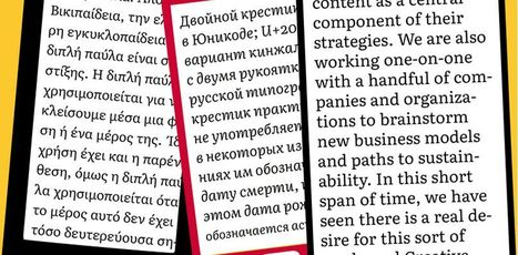 Google announces Literata, its new e-book typeface | Artdictive Habits : Sustainable Lifestyle | Scoop.it