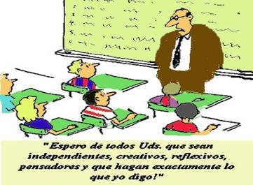 Cómo ser un buen o mal profesor en diez sencillos pasos | Educa al Día | Scoop.it
