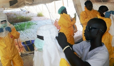 Ebola is becoming a crisis that could spread around the world | News From Stirring Trouble Internationally | Scoop.it