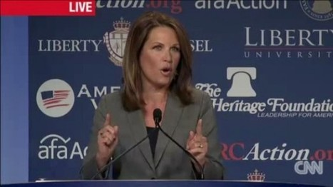 Michele Bachmann: Tea Party is an 'intellectual movement' at its core | Daily Crew | Scoop.it