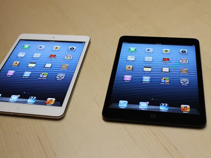 iPad Mini Goes on Sale Today - ABC News | m-learning, mobile Learning, Teaching and Learning on the Go | Scoop.it