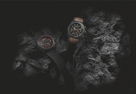 Tudor prend de la vitesse avec la Fastrider - Luxury Design   Luxury Design & Life Style   Scoop.it