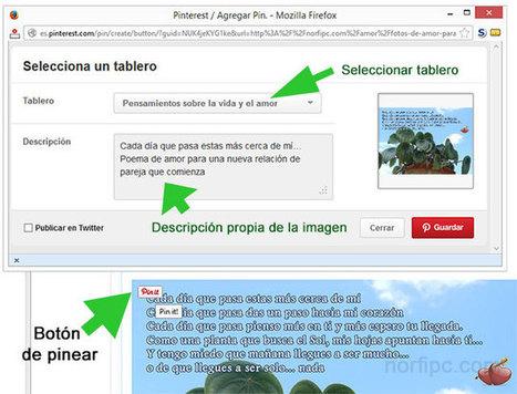 Como funciona y para que usar Pinterest   Educacion, ecologia y TIC   Scoop.it