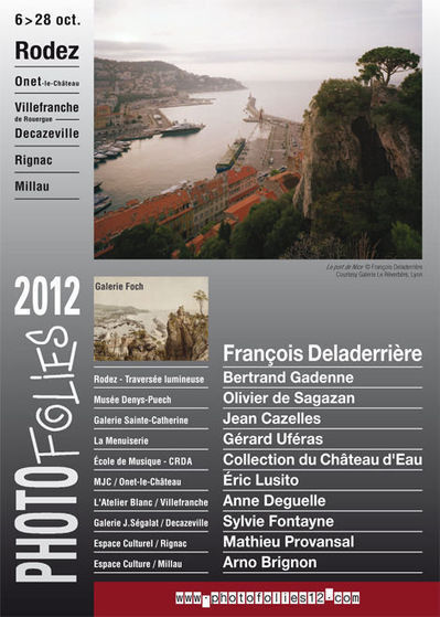 Expositions PHOTOfolies 2012 | Revue de Web par ClC | Scoop.it