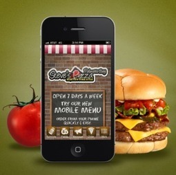 Why Every Restaurant Needs A Mobile App and Website - Business 2 Community | The Mobile Marketing | Scoop.it