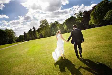 Flower power at wedding venues in Surrey. | hotel weddings | Scoop.it