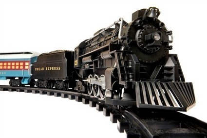 Where to Find the Best Christmas Train Set this Year   Christmas, Halloween and All Things Festive   Scoop.it