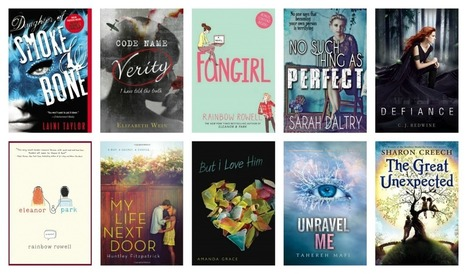 My Favourite books of 2014  Crushingcinders | What's up 4 school librarians | Scoop.it