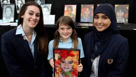 Students mentor gifted youngsters - St George and Sutherland Shire Leader | Literacy and Enrichment in English | Scoop.it