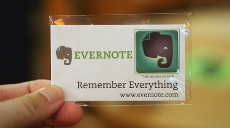 Ricerche più facili su Evernote, con l'intelligenza artificiale - Wired.it | Organizza la Tua Vita con Evernote, GTD, e... | Scoop.it