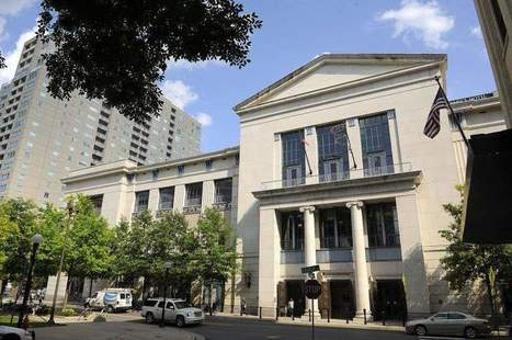 Downtown Nashville library branch resumes Monday hours | Tennessee Libraries | Scoop.it