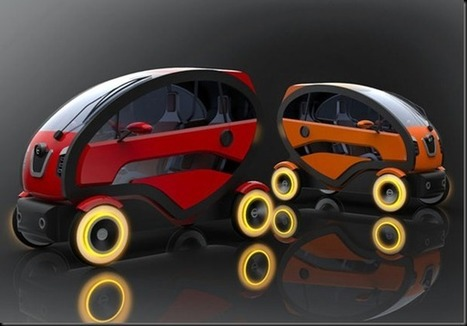 Concept Nissan City Electric Car | The Jazz of Innovation | Scoop.it