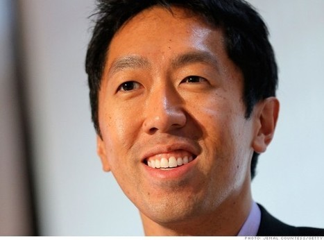 Coursera's Andrew Ng - In Fortune's 40 under 40 | Obrazovanje 2.0. | Scoop.it