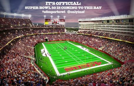 Super Bowl L to be hosted in Bay Area for the first time since 1985 | #USFCA | Scoop.it