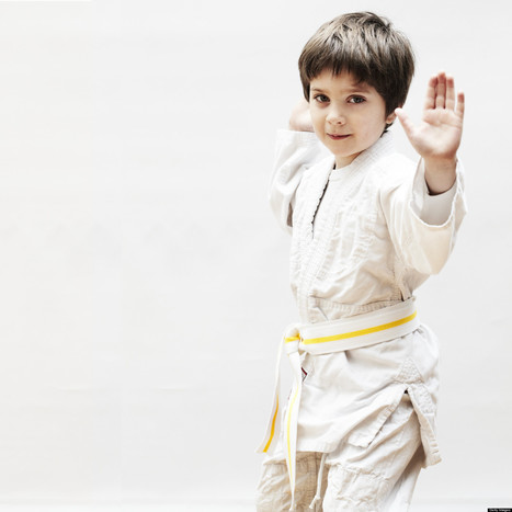 Karate Kids - Huffington Post   other contry   Scoop.it