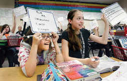 Kennewick, Pasco students learn in English and Spanish - Northwest McClatchy - bellinghamherald.com | Spanish in the United States | Scoop.it