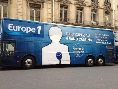 Europe 1 relance son casting pour devenir chroniqueur | Veille - développement radio | Scoop.it