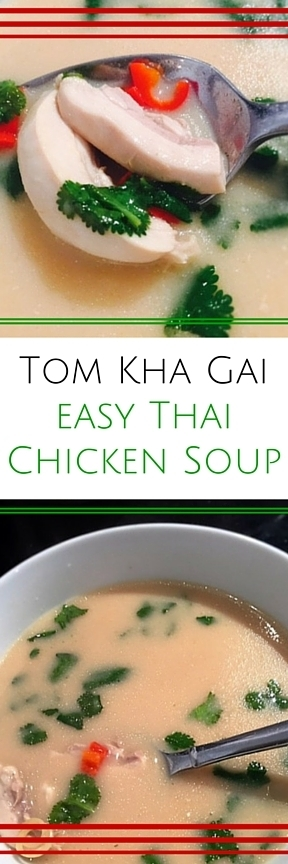 Tom Kha Gai Thai Chicken Soup | Best Easy Recipes | Scoop.it