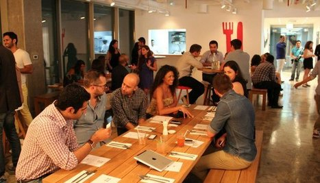 Dubai cafes become entrepreneur hang-outs | :: The 4th Era :: | Scoop.it