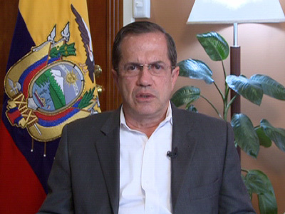 'US not our daddy to punish us' - Ecuador FM Patino to RT — RT | promienie | Scoop.it