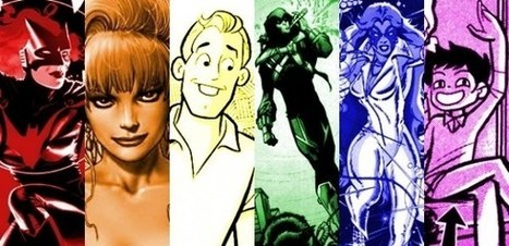 Comics Pride: 50 Comics and Characters That Resonate with LGBT Readers | HIV and LGBT Health | Scoop.it