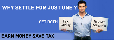 Why Settle for Just One..! Get Both : Tax Saving + Growth Potential (Invest in ELSS Funds) | Mutual Fund | Scoop.it