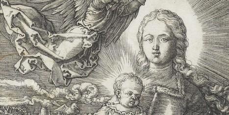 Allemagne: un musée récupère une gravure de Dürer trouvée sur une brocante par un amateur d'art | Allemagne tourisme et culture | Scoop.it