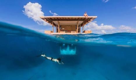 Un hôtel de luxe propose une chambre… sous-marine - Une chambre sous l'eau, un solarium sur le toit | Hospitality Sur et Sous l'eau | Scoop.it