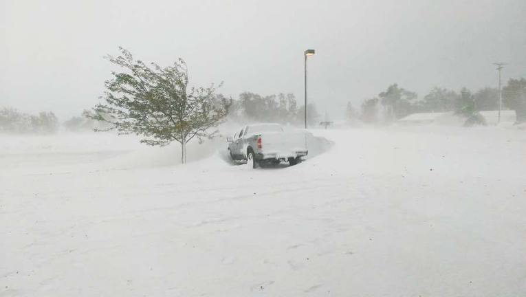 NWS Staff Walks to Work in Blizzard Despite Shutdown | Climate Central