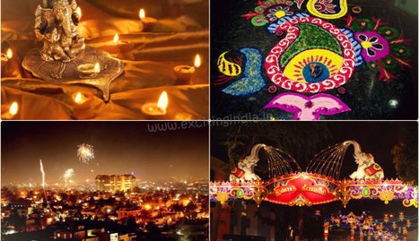 Celebrate the Festival of Lights | Things to do in India | Scoop.it