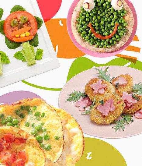 15 ricette per far mangiare la verdura ai bambini | Mamme sul Web | Scoop.it