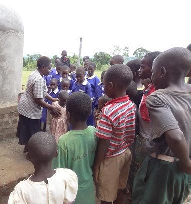 Water for Rural Primary Schools in Uganda   Education in Uganda   Scoop.it