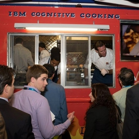 IBM cuisine les big datas ! | Innovation | Scoop.it