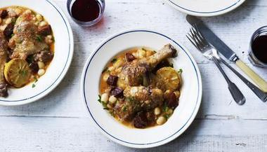 BBC - Food - Recipes : Chicken with chorizo bean stew | 4-Hour Body Bean Cookbook | Scoop.it