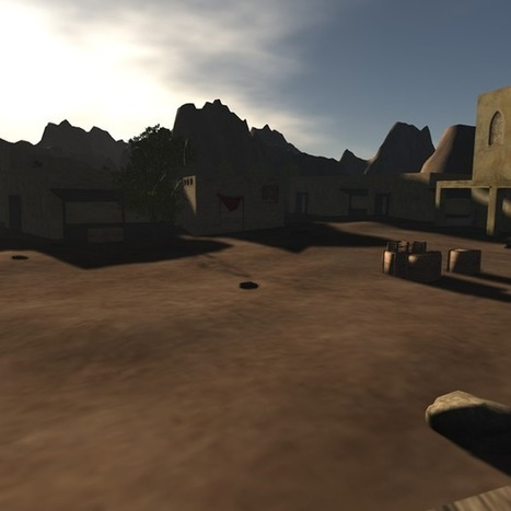 Battling insurgency in war-torn nations with immersive 3D sims (Wired UK) | Transdisciplinarity in Collaborative Virtual Environments | Scoop.it