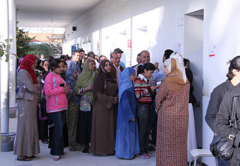 Women Win Big in Tunisia Vote | Coveting Freedom | Scoop.it