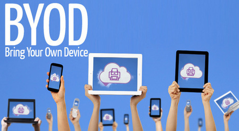 Why Cloud Services Make BYOD Safer - ClassThink.com | BYOT @ School | Scoop.it