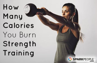 You Asked: How Many Calories Does Strength Training Burn? | exercise | Scoop.it