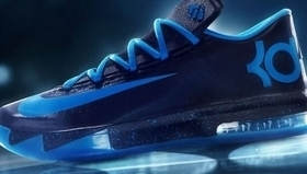 Kevin Durant's New 'Chroma' NIKEiD KD 6 PE | good links | Scoop.it