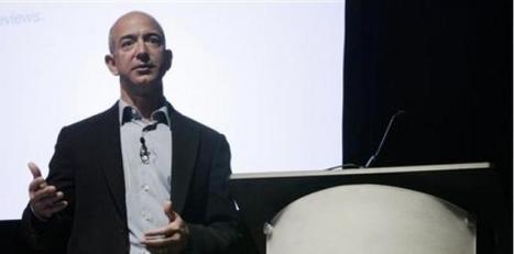 Le patron d'Amazon rachète le Washington Post ou quand la réalité dépasse la fiction... | Mash Up Blog's Kitchen | Scoop.it