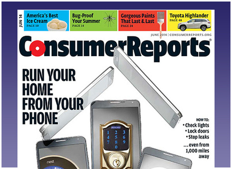 Consumer Reports reviews the smart home, says no to Nest and is meh on Hue | Real Estate Plus+ Daily News | Scoop.it