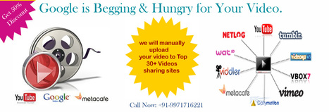 VIDEO SUBMISSION SERVICE | Affortable  SEO Packages in Delhi | Scoop.it