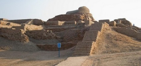 The 4,500-Year-Old City of Mohenjo Daro Is Crumbling, And No One Is Stopping It | Ancient Art History Summary | Scoop.it