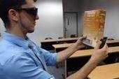Eyetalk, les lunettes qui parlent - 01net Entreprises - 01net | le monde des lunettes online | Scoop.it