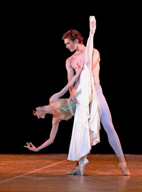 balletymaspuntacom: Lucía Lacarra y Marlon Dino en el Teatro Real | Compañía Nacional de Danza CLÁSICA | Scoop.it