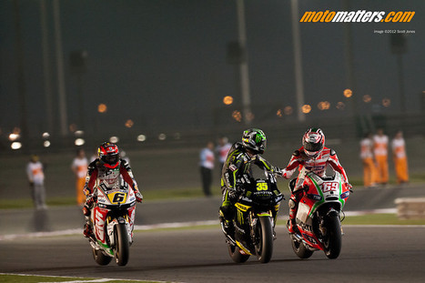 Scott Jones Kicks Off Qatar 2012: Race Day! | MotoMatters.com | Ductalk Ducati News | Scoop.it